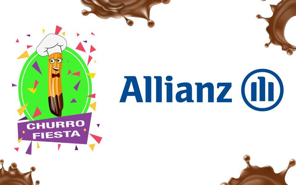 Allianz y Churro Fiesta. Eventos empresarial diferente