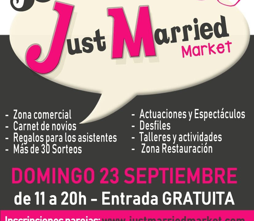 EXPOSITOR OFICIAL JUST MARRIED MARKET