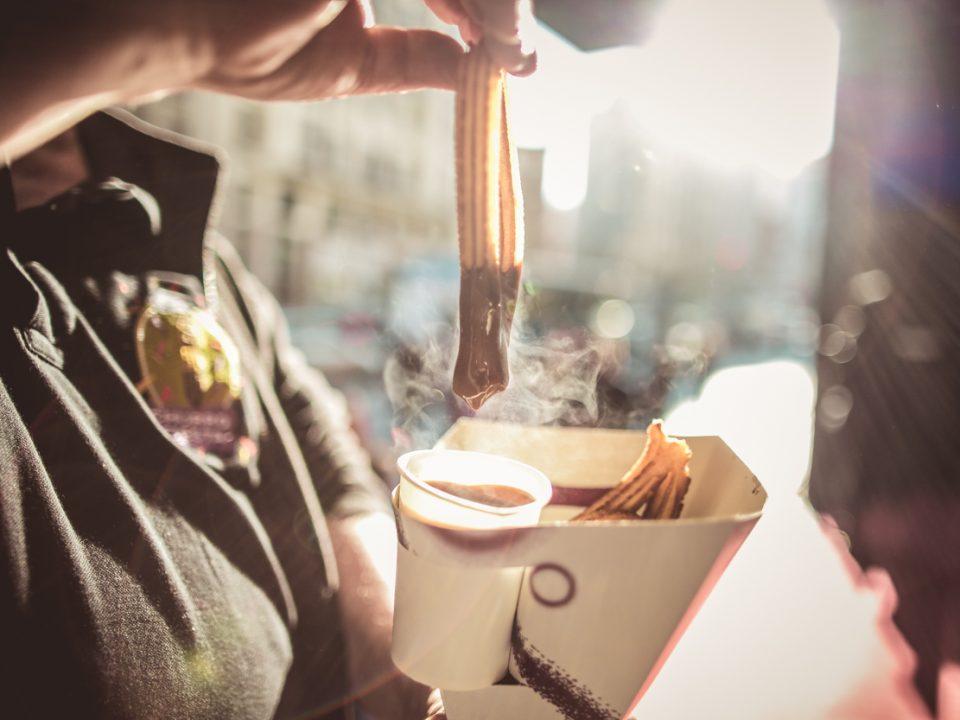 foa2019,churros para eventos empresariales,churros con chocolate eventos